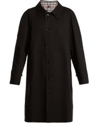 Burberry | House-checked Reversible Coat | Lyst