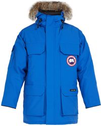 Canada Goose - Pbi Expedition Down Filled Hooded Parka - Lyst