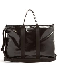 AMI - Oversized Holdall - Lyst