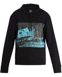 Andy Warhol-print hooded cotton sweatshirt CALVIN KLEIN 205W39NYC Brand New Unisex Sale Online Buy Cheap Great Deals Pictures Factory Price Geniue Stockist For Sale IEj9tCS