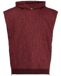 adidas Originals - Hooded Sleeveless Sweatshirt - Lyst