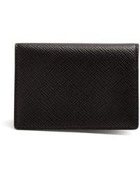 Smythson - Panama Bi-fold Cardholder - Lyst