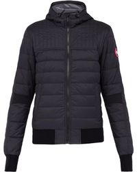 Canada Goose - Cabri Quilted Hooded Jacket - Lyst