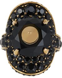 Gucci Crystal-embellished ring m9i1cOVO