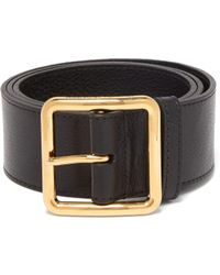 Alexander McQueen - Leather Waist Belt - Lyst