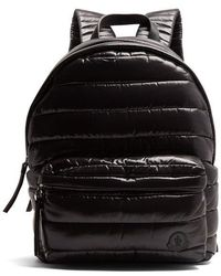 Moncler - Fuji Quilted Nylon Backpack - Lyst