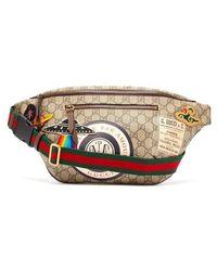 Gucci - Courrier Gg Supreme Belt Bag - Lyst