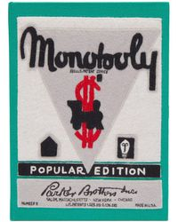 Olympia Le-Tan - Monopoly Popular Edition Embroidered Clutch - Lyst