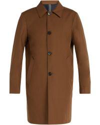 SALLE PRIVÉE - Mathys Cotton Blend Raincoat - Lyst