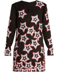 House of Holland - Star Sequin-embellished Dress - Lyst