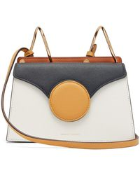 Danse Lente - Mini Phoebe Leather Cross-body Bag - Lyst
