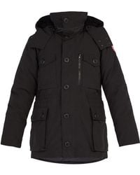 Canada Goose - Drummond Hooded Down Parka - Lyst