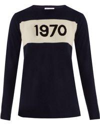 Bella Freud - 1970 Cashmere Jumper - Lyst