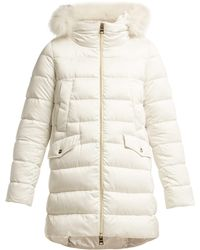 Herno - Bonbon Quilted Down Coat - Lyst