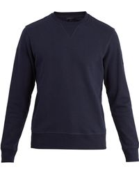 Belstaff - Jefferson Cotton-jersey Sweatshirt - Lyst