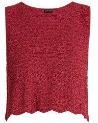 Rachel Comey - Hewson V-neck Crochet Top - Lyst