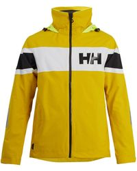 Helly Hansen - Salt Flag Hooded Jacket - Lyst