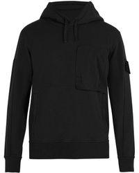 Stone Island - Shadow Project Hooded Sweatshirt - Lyst