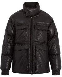 Acne Studios - Minus Water-repellent Quilted-down Coat - Lyst