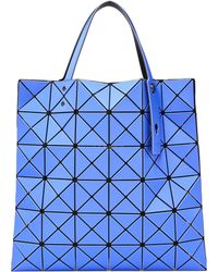 46801f3c29 Bao Bao Issey Miyake Lucent Twill Tote in Red - Lyst