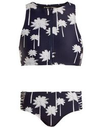 Perfect Moment - Palm High-rise Bikini - Lyst