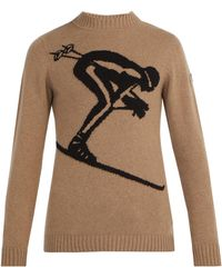Fusalp - Skieur Wool And Cashmere-blend Sweater - Lyst
