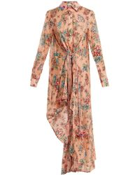 Anjuna - Amanda Floral-print Cotton Dress - Lyst