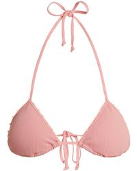 Marysia Swim - St Tropez Triangle Bikini Top - Lyst