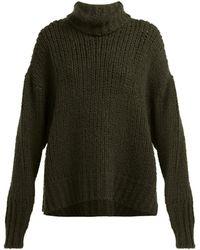 By. Bonnie Young - Bouclé Cashmere Blend Sweater - Lyst