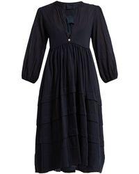 Loup Charmant - Nova Cotton Dress - Lyst