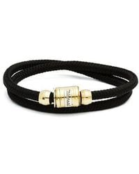 Miansai - - Casing Rope Bracelet - Mens - Black Multi - Lyst