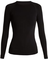 Falke - Long Sleeved Performance T Shirt - Lyst