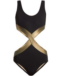 Zeus+Dione - Syimi Cut-out Swimsuit - Lyst