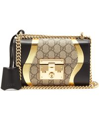 c882ef48cf8 Gucci Dionysus GG Supreme Medium Shoulder Bag in Red - Lyst