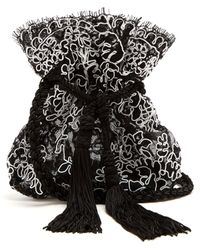Rebecca de Ravenel - Drawstring Pouch Shoulder Bag - Lyst