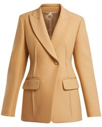 JOSEPH - Sampson Single Breasted Blazer - Lyst