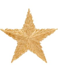 Saint Laurent Star Brooch