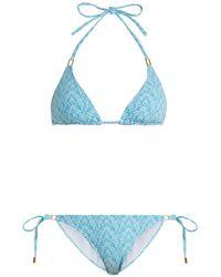Melissa Odabash - Cancun Triangle Bikini - Lyst