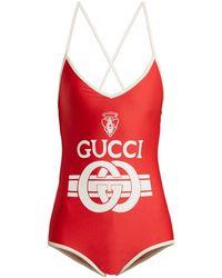 Gucci - Logo-print Body - Lyst