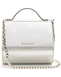 Givenchy - Pandora Box Small Leather Cross-body Bag - Lyst