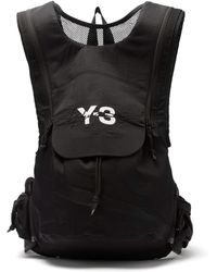 Y-3 - Technical Nylon Backpack - Lyst
