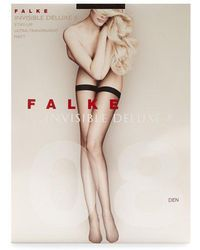 Falke - Invisible Deluxe 8 Hold-ups - Lyst