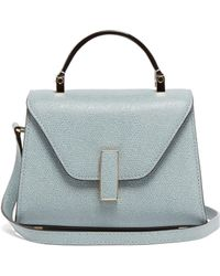 Valextra - Iside Mini Top Handle Bag - Lyst