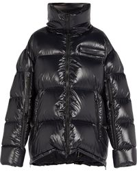 CALVIN KLEIN 205W39NYC - Oversized Down-filled Coat - Lyst