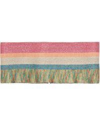 Missoni Striped Lurex Belt - Multicolour