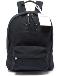 Maison Margiela - Stereotype Canvas Backpack - Lyst