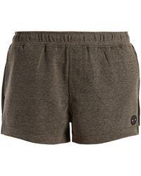 The Upside - Elasticated-waist Performance Shorts - Lyst