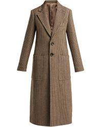 JOSEPH - Marko Single Breasted Wool Blend Coat - Lyst