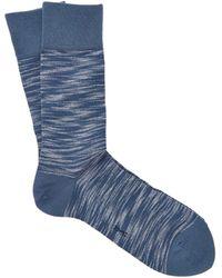 Falke - Time Tainted Socks - Lyst