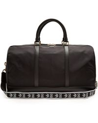 Dolce & Gabbana - Leather-trimmed Nylon Holdall - Lyst